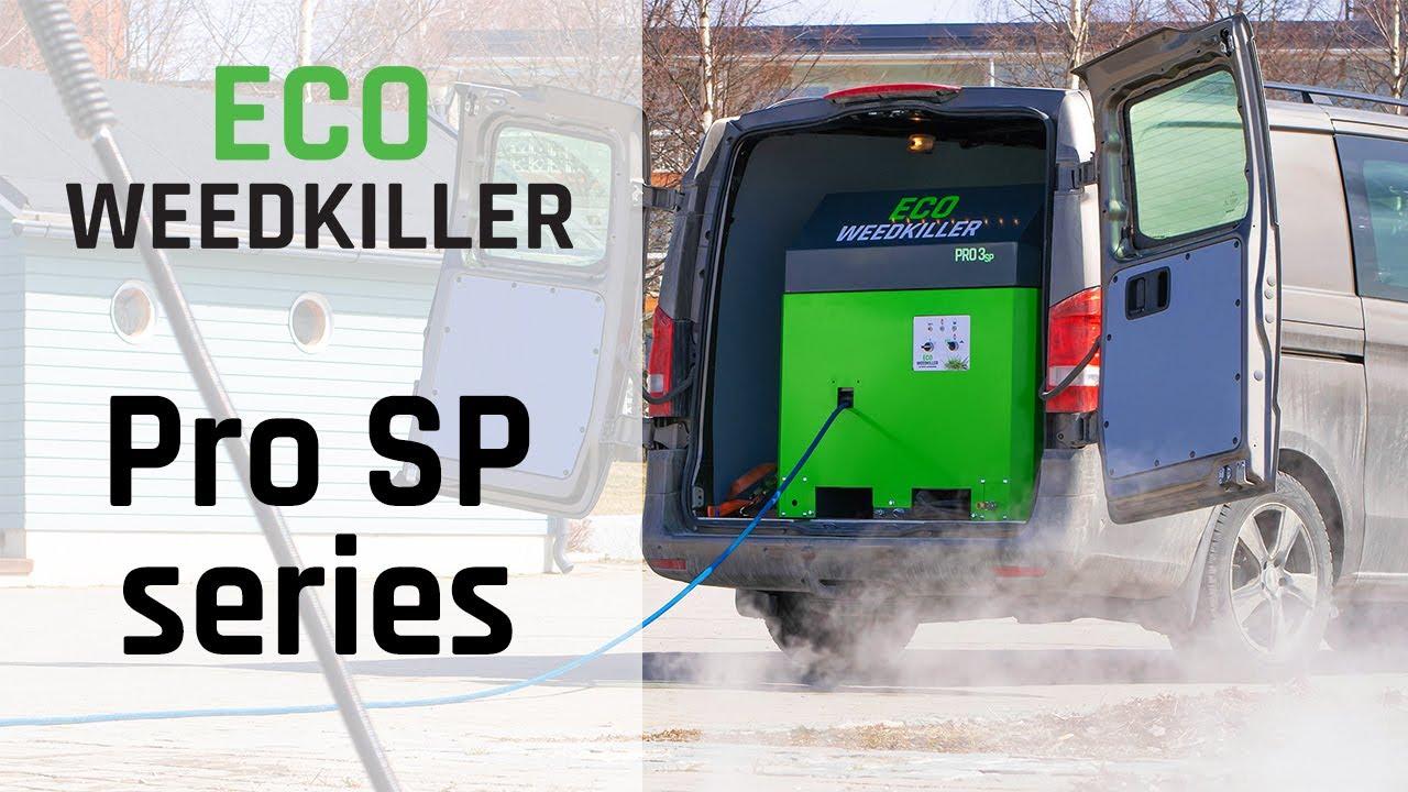 ECO Weedkiller PRO 3 SP / 100% Elektro