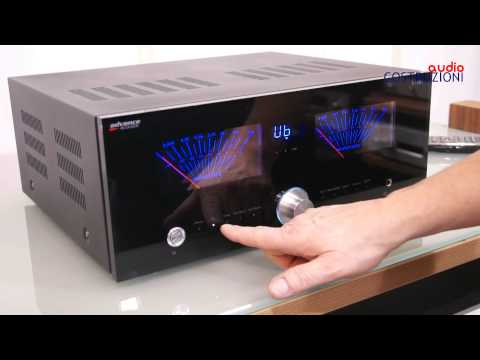 Advance Acoustic XI 120 Amplifier www audiocostruzioni com