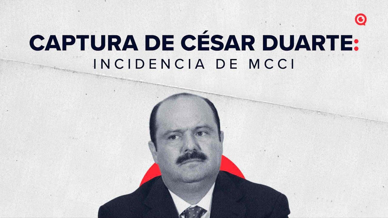 Captura de César Duarte: periodismo de incidencia