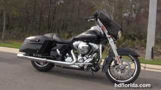 New 2014 Harley Davidson  Street Glide Motorcycle for sale