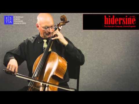 Cello Technique - Sautillé
