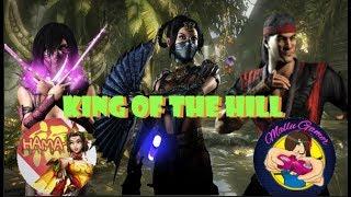 MKXL - King Of The Hill/Rei Da Colina #4 (Feat. Mallu Gamer e Project Hama)