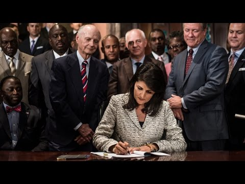 Trump names Nikki Haley as UN ambassador