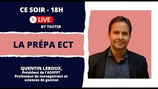 La Prépa ECT : Matières, Admission et Débouchés- Thotis #Parcoursup