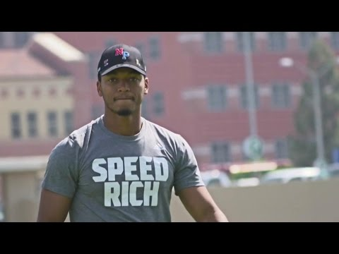 Brett Hundley's special relationship with his father