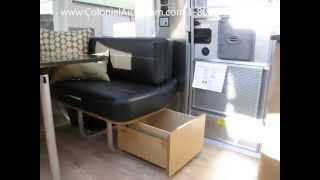 23d Flying Cloud Floorplan Airstream 2015 Model For Sale Youtube