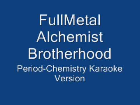 FullMetal Alchemist Brotherhood 4th Opening(Karaoke)