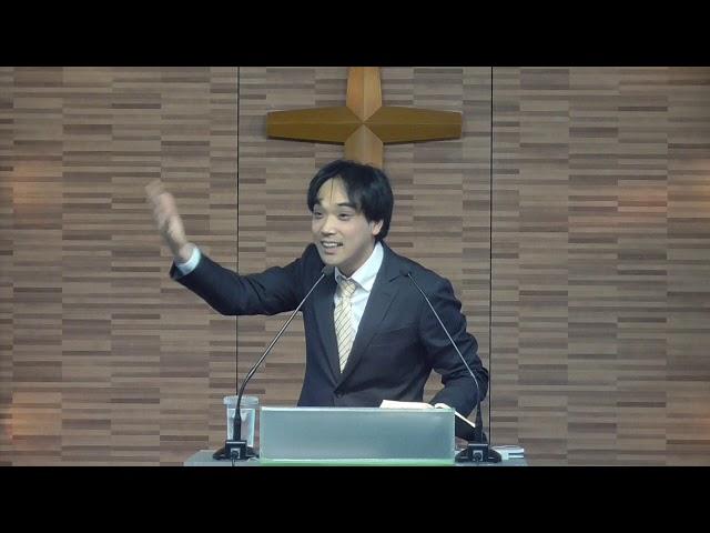 2019/01/13 信じきり、聖霊によって歩む(ガラテヤ3:1-14)