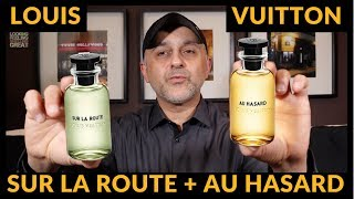 Louis Vuitton Au Hasard + Sur La Route Preview, First Impressions Review + Samples Giveaway