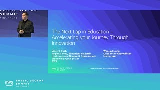 The Next Lap in Education: Accelerating Your Journey Through Innovation