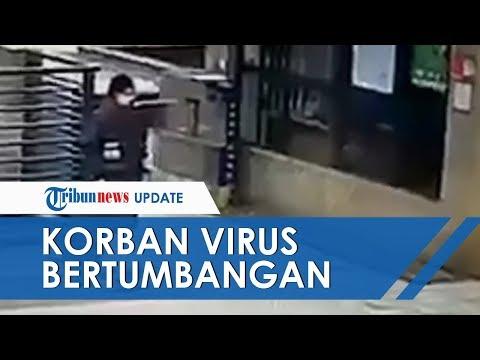 Korban Virus Corona Bertumbangan Di Jalanan Kota Wuhan China