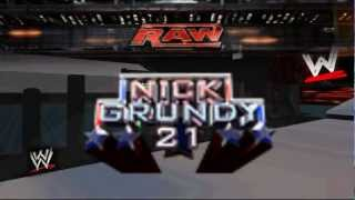 WWE Raw SuperShow 8-4-12 (Roblox)