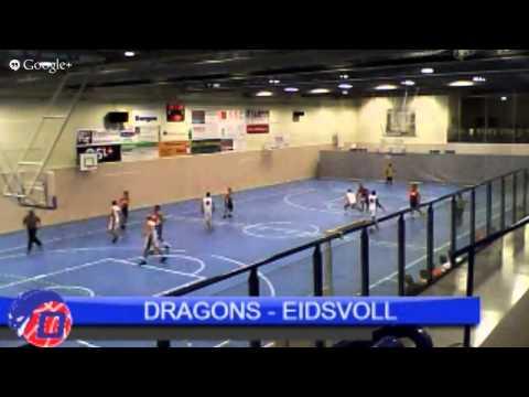 Ullensaker Dragons - Eidsvoll Basket