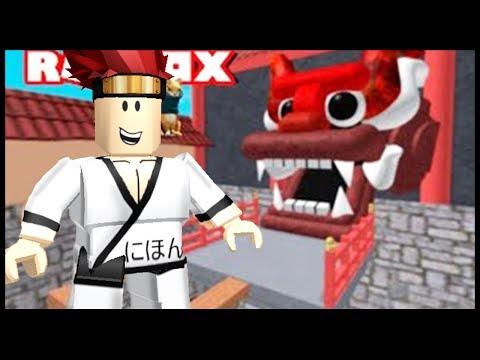 Ninja Training Obby | Roblox