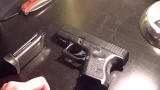 Tokyo Marui Glock 26 Review