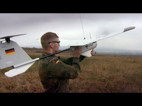 Drohne Aladin - luftgestützte Aufklärung