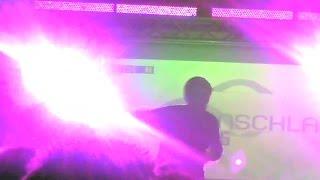 SWARM INTELLIGENCE - LIVE @ ELEKTROANSCHLAG 2015