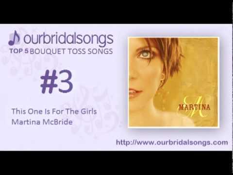 Top 5 Bouquet Toss Songs - Wedding Songs