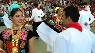 Juchitán en la Guelaguetza 2018