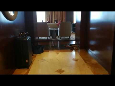MBS Marina Bay Sands Singapore- Straits Suite ( part 1 of 2)