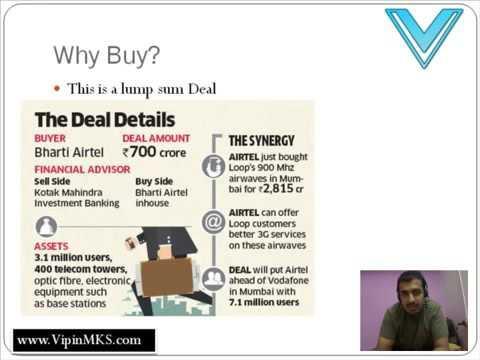 ❁E-Learning Bharti Airtel Ltd Buys Loop Mobile Pvt Ltd (General Awareness) - Professor Vipin