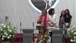 Oración Inicial --- Hna.  Maritza Colón