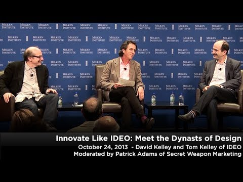 Innovate Like IDEO: Meet the Dynasts of Design