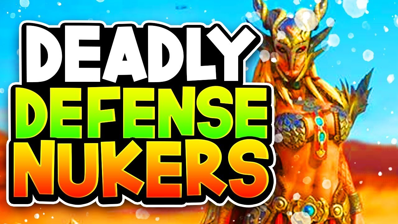 How to Build a Defensive Nuke Team (And Why!)
