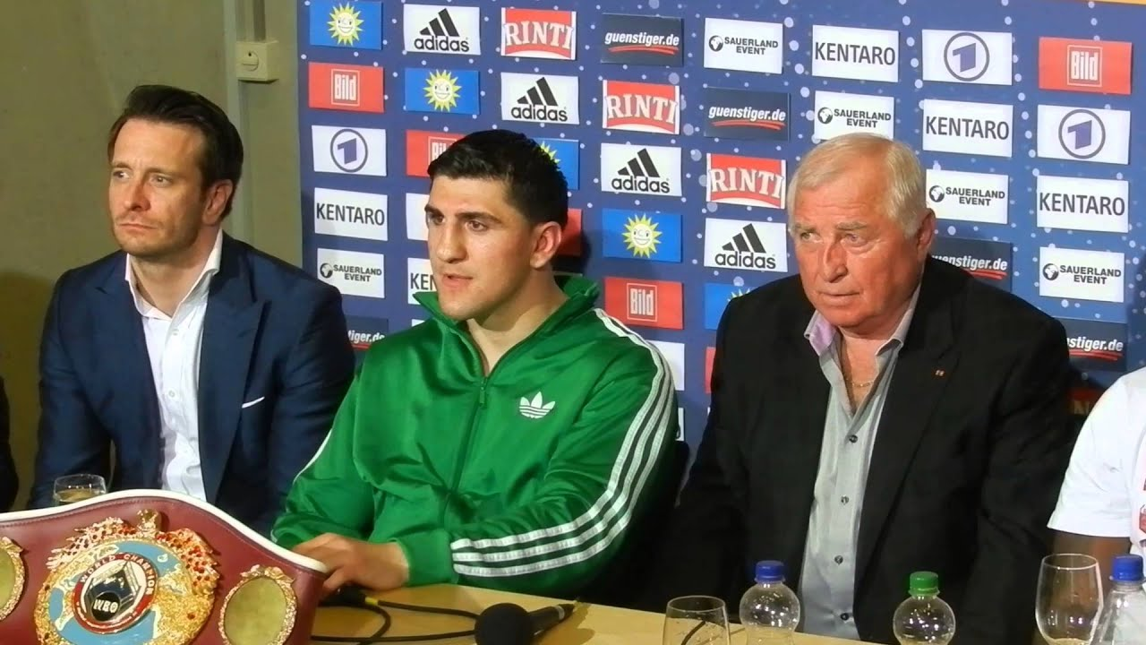 marco huck next fight