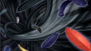 Yugioh Duel! Blackwings vs Satellarknights (BLACKWINGS TOO STRONK, KRIS TOO STRONK)
