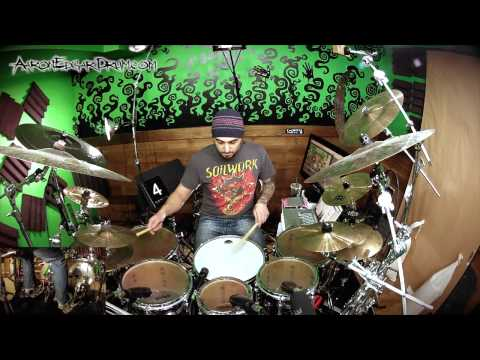 Funky Badass Linear Groove - Advanced Drum Lessons Simplified