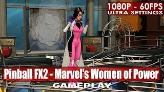 Pinball FX2 - Marvel