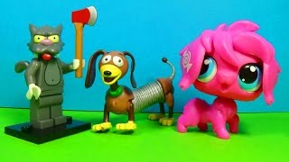 Surprise eggs Disney Toy Story 3 LEGO The Simpsons Littlest Pet Shop surprise TOMY Disney surprise