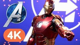 Marvel's Avengers Official Cinematic 4K Trailer - E3 2019 thumbnail