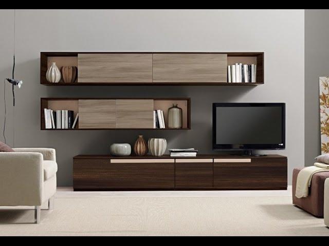 Scegli i nostri mobili porta tv ideali per il soggiorno con ripiani e cassetti per tenere in ordine i tuoi film, i videogiochi e persino le console. Mobili Soggiorno Moderni 2015 Youtube