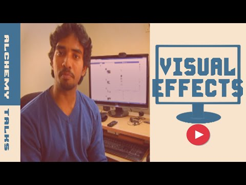 Visual Effects Graphics Techniques   ♥ VFX & CG Tutorial | Film Making Tips |Alchemy Talks