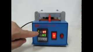 Built-in Vacuum Pump LCD Separator Machine for iPhone, Samsung Touch Screen Repair