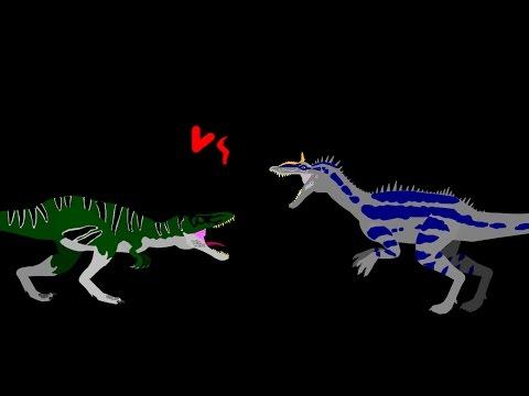 MBA: nanotyrannus vs cryolophosaurus