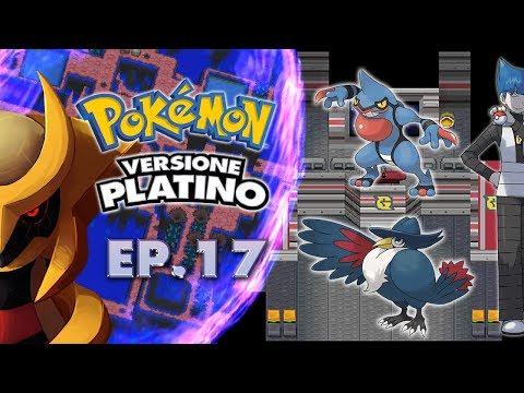Gameplay Live Pokémon Platino #17 - Team Galassia, è finita