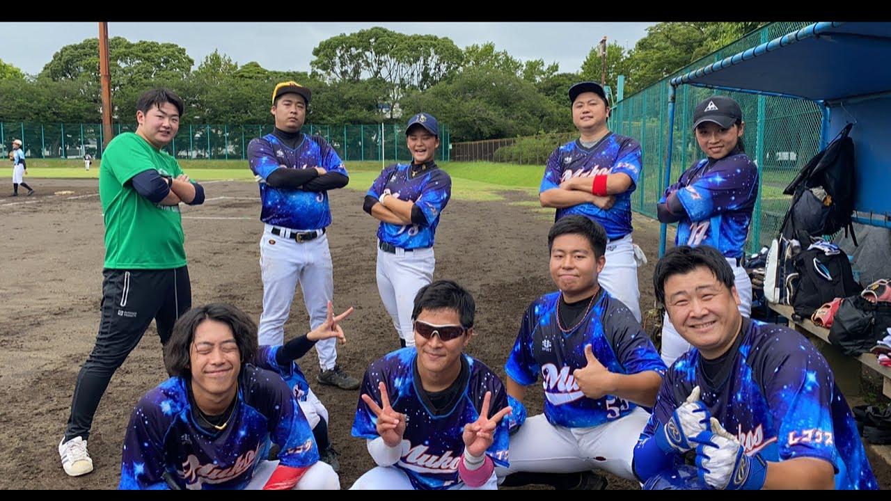 【試合】ムコウズ夏休み平日野球生配信SP!