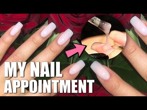 My Nail Appointment (Kylie Jenner Inspired)