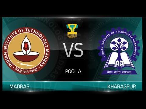 33rd Inter IIT Aquatics Meet || IIT Madras vs IIT Kharagpur