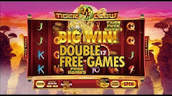 NEW SLOT GAMES -  MORE FREE GAMES TIGER CLAW