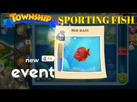 TOWNSHIP SPORTING FISH NEW EVENT !!!!
