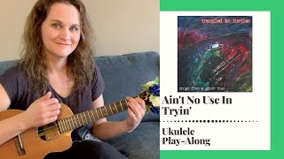 Ain't No Use In Tryin' - Trampled By Turtles - Ukulele Play-Along