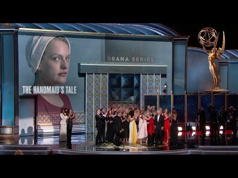 The Handmaid's Tale Sweeps Emmy Awards