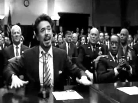 Robert Downey Jr (Every Breath You Take)