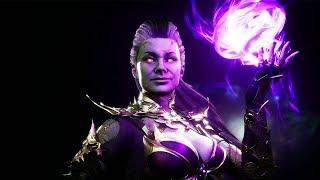 Mortal Kombat 11 Sindel's Intro And Outro Poses Showcase (MK11)