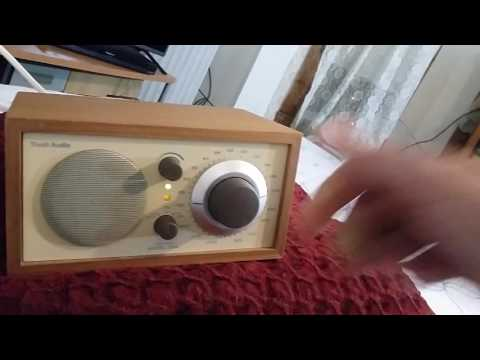 Tivoli radio model one demo & review.