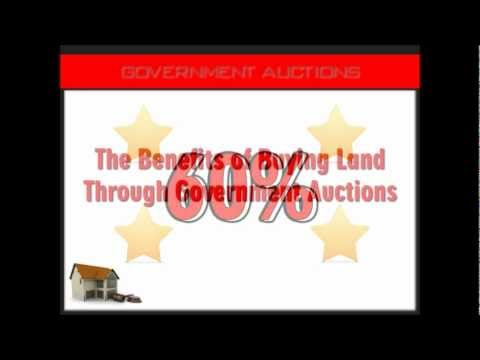 Government Land Auctions